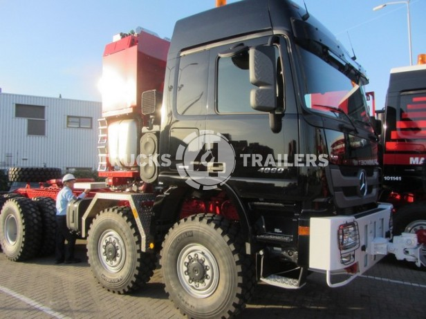 Mercedes-Benz 8 x 8 Actros 350t NEW ! :: Trucks4Trailers